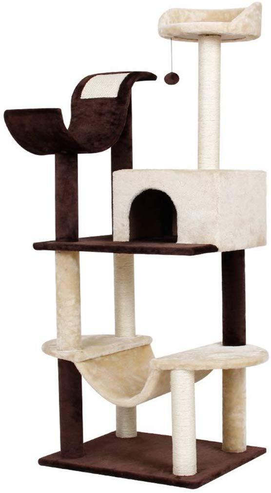 'arbre à chat Finether 5-Thier